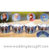 Disney Frozen Cupcake Wrappers and Picks – CCP01