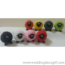 Shaun the Sheep Toy Cake Topper -  STTCT01