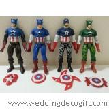 Captain America Figurine - CAF01