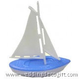 Sailing Boats Cake Topper - BOCT01
