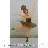 Ballerina Cake Topper - KBCT02