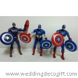 Captain America Toy Figurine - CAF02