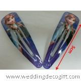 Disney Frozen Anna Snap Hair Clip, Disney Frozen Anna Hair Accessories - FRHA02