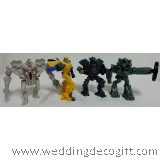 Transformer Toy Figurine, Transformer  Cake Topper - TRCT02