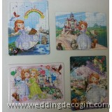 Sofia the First Puzzle - SFS02
