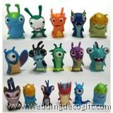 Action Figure Slugterra Toy, Toy Slugterra Figurine Cake Topper - SLCT03B
