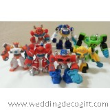 Transformer Toy Figurine Cake Topper, Transformer Figures- TRCT03