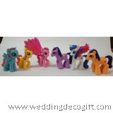 My Little Pony Figurine Cake Topper, My little Pony Toy - MLPCT07