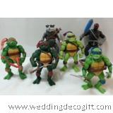 Teenage Mutant Ninja Turtles Toy Figures - TMF01