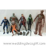 Guardian of the Galaxy Toy Figures - GGF01