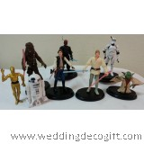 Star Wars Toy Figurine, Star Wars Cake Topper - SWCT03