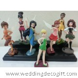 Tinkerbell Fairies Figurine Toy - TFCT04