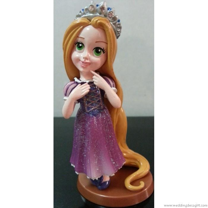 Rapunzel Cake Topper Nz