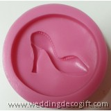 High Heel Shoe Gum Paste Mould - SSM01