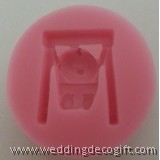 Baby Silicone Gum Paste Mould – BSM06