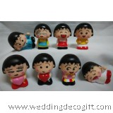 Chibi Maruko Chan Figurine Toy, Chibi Maruko-Chan Cake Topper - CMCT02