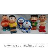 Doraemon Toy Figurine, Doraemon, Nobita Figurine - DRCT03