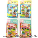 Animal Lego Eraser – AE01