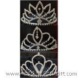 Girl's Rhinestone Tiara Crown - TC03ABC