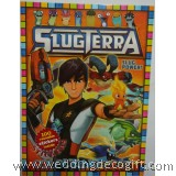 Slugterra Coloring Book and Sticker - SLB01