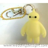 Baymax Glow in the Dark Keychain - BHKC02