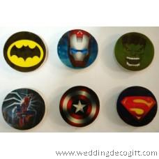 Avengers, Super Heroes Eraser - AHE01