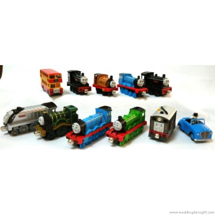 Thomas and Friends Cake Topper, Thomas & Friends Figurine