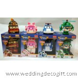 Robocar Poli Transformation Robot Toy Figures - RBPCT01A