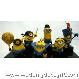 Cartoon Minions Toy Figures - DPMF05