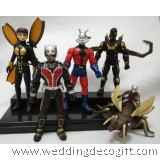 Super Hero Ant-Man Action Figures - AMF01