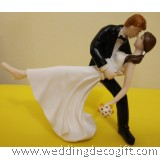 Couple Wedding Cake Topper - WCTF05