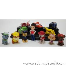 PAW Patrol Figurine Toy - PAWCT01