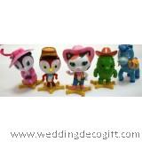 Sherrif Callie's Toy Figures, Cake Topper Sherrif Callie's - SCCT01
