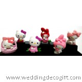 Hello Kitty Toy Figures -HKCT11