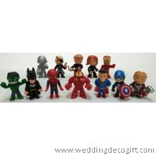 Super Heroes,Avengers Mini Figures Toys- AVCT02
