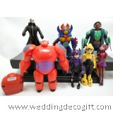Big Hero 6 Toy Figures, Toy Big Hero 6 - BHF02