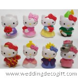 Hello Kitty Cake Topper Toys, Hello Kitty Figurine Toys – HKCT12