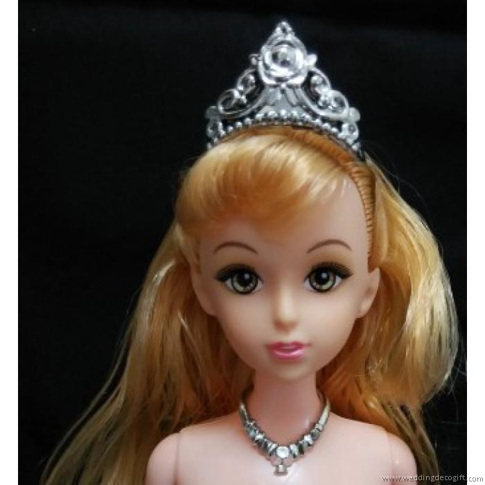 barbie doll cake topper
