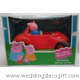 Peppa Pig Family Car and Picnic Toys – PPPS01