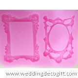 Cake Mirror Silicone Mould - MRM02