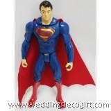 Superman Figure Cake Topper - SPMCT01