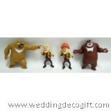 Bonnie Bears Toy Figures 能出没玩具-BBF01