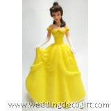 Princess Belle Piggy Bank - DFP04