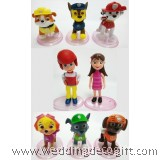 PAW Patrol Toy Figures - PAWCT02