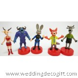 Zootopia Toy Figures - ZOCT01