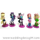 My Little Pony Equestria Girls Toy Figures - MLPCT14