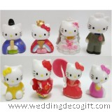 Hello Kitty Toy Figures - HKCT13