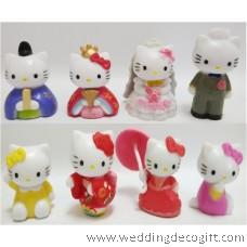 Hello Kitty Toy Figures - HKCT13