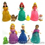 Princess Magiclip Figurine Doll - CCT33A