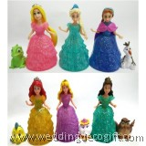 Princess Magiclip Figurine Doll - CCT33B